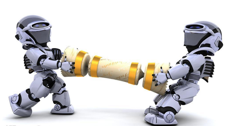 在世界TOP100人工智能公司中,中国就占了8家
