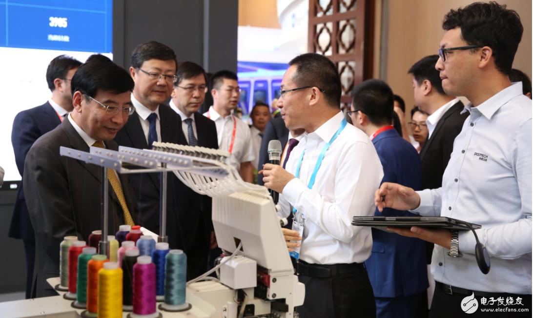 中国国际软件博览会开幕 助力工业APP实现全面创新