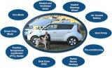 如何降低车辆空调系统对续航里程的影响