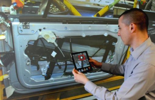 AR技术正在以五大方式改革传统制造业运行模式