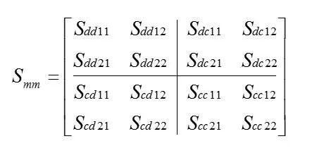 差分平衡参数测试的介绍和原理以及测试全过程图片详解