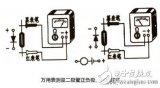 万用表测试二极管好坏方法和电压电流的测量