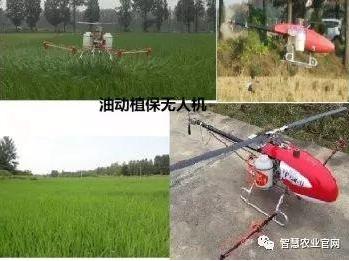 智慧农业前景良好,突显了了农业无人机行业的优势