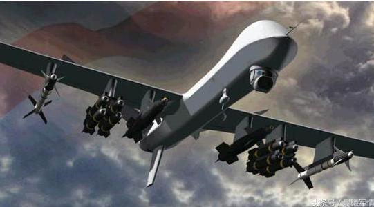 """美无人机曾遭伊军米格25反杀,无人机空战我国有""""暗剑"""""""
