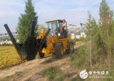 倾角传感器对挖树机水平稳定的重要作用