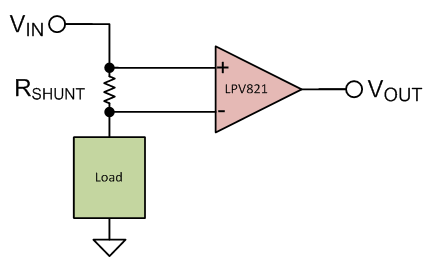 关于使用毫微功耗运算放大器提高电流感应技术