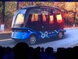 无人车实现量产,首款云端全功能AI芯片推出