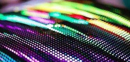 JBD展示其目前全球最亮的MicroLED显示屏