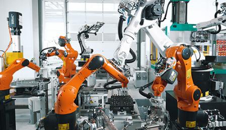 工业机器人的13种应用