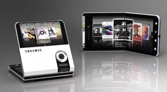 三星显示器建立可折叠OLED面板的测试产线