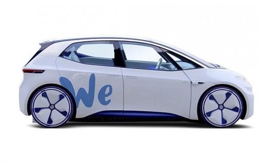 大众向奔驰宝马看齐,计划明年电动汽车共享服务