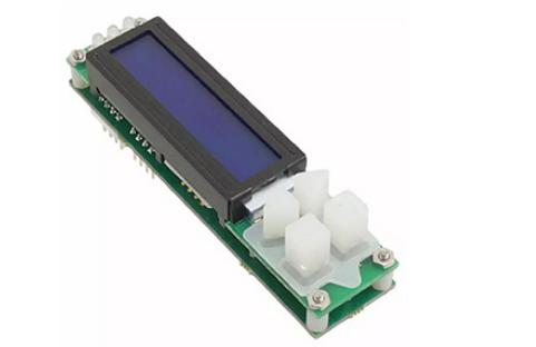LK162A LCD模塊與電容式HMI工業控制組合