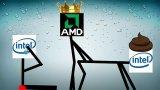AMD处理器10次高光时刻,如何在创新上击败英特...