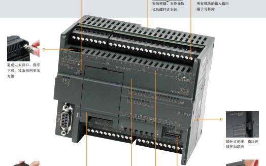 S7-200SMART可编程控制器详细简介说明书