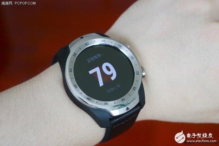 出门问问TicWatch Pro智能手表上手评测:智能双屏+超长续,符合航旗舰级智能手表的定位