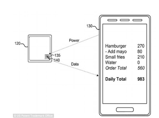 新专利RFID技术面世,苹果计划进军食品健康市场
