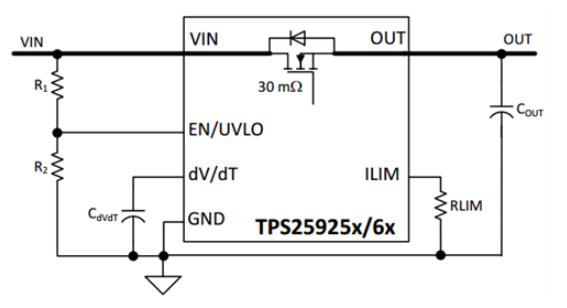 关于如何通过使用热插拔与电子熔丝节省空间