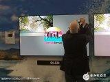 """太尴尬!LG的OLED电视再陷""""烧屏门"""",国际展会现场公开出糗"""
