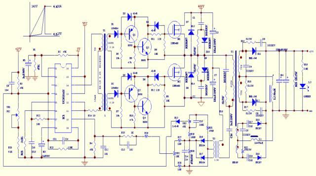 9个开关电源实际项目分享,原理图浅析