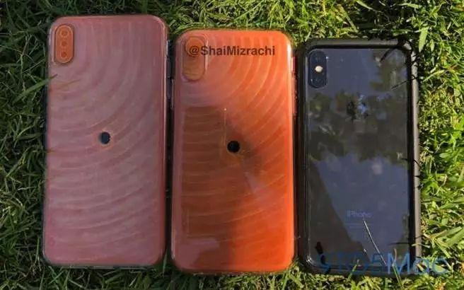 新款iPhone样机模型曝光,不是三摄像头?