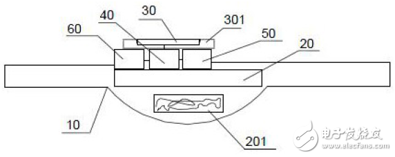 【新专利介绍】一种防水智能水表