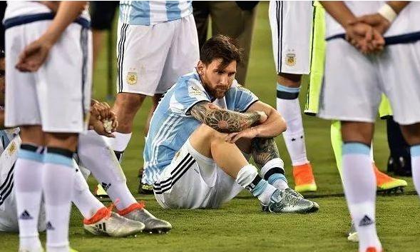 阿根廷不再哭泣,你们只是输给了智能时代