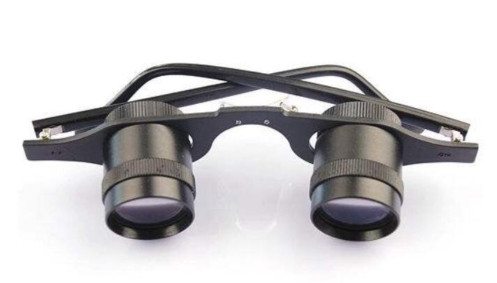 新型可穿戴助视器诞生,盲人将也能看清?