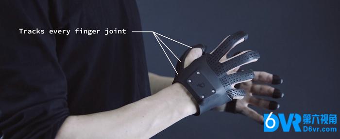 Plexus推出售价低廉的VR触觉手套