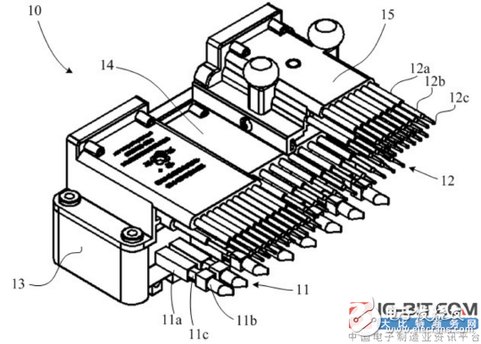 【新专利介绍】一种用于电能表检测的接插线装置