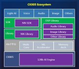 中天微系统发布了两款针对AIoT的CPU内核