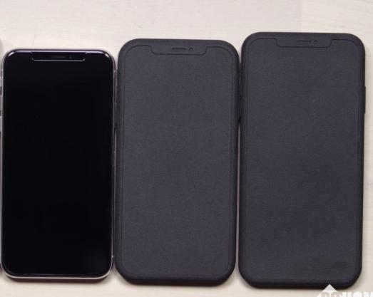 苹果2018款iPhone新机模型曝光:就是X的...