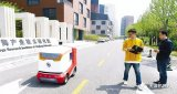 浙大研究院掌握核心算法 打造智能物流机器人