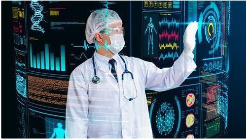 人工智能与区块链助力医疗,看病治病都更方便了