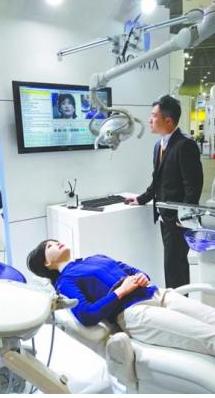 口腔临床仿真机器人:方便了患者,价格也很亲民
