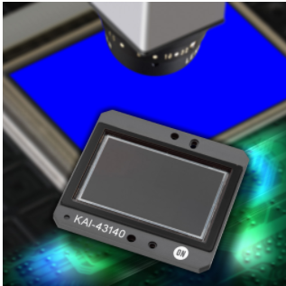 安森美半导体开发KAI-43140图像传感器 高分辨率再次提升