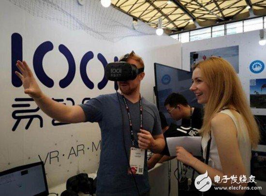 VR+5G,让未来世界变得更新颖