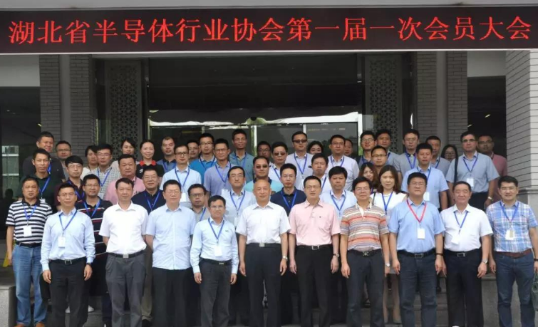 湖北省半导体行业协会宣布成立,将为湖北半导体产业...