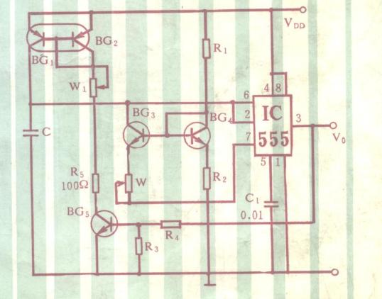 555集成电路的详细介绍和工作原理及的800例应用电子教材的详细概述