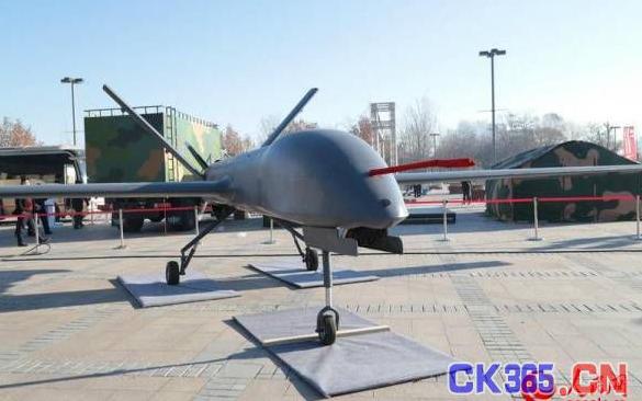 彩虹-4无人机:精准度提高,能实现千里外遥控杀敌