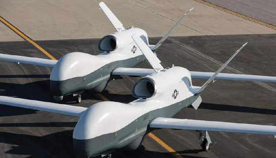 中/美/俄三国无人机对比分析,中国或已具备有人战...