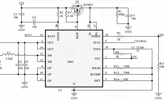 KF827 V1.1苹果背夹方案CBA功能简介和原理图的详细资料免费下载