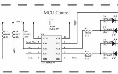 支持PD的多协议双向快充移动电源解决方案详细电路图免费下载