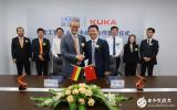KUKA与哈工智能合作,进一步推广工业机器人的自动化发展