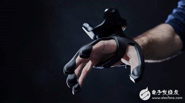 Plexus VR触觉传感器手套,可以跟踪手指上的每个关节