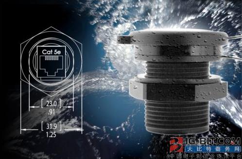 Mencom推出新型连接器:塑料端口,具有IP65防护等级