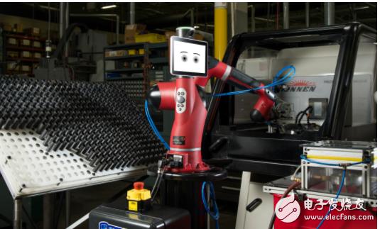 Rethink Robotics帮助数控加工企业提升生产效率