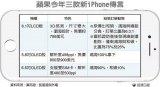 纬创出局,新款iPhone仍只有两家代工厂