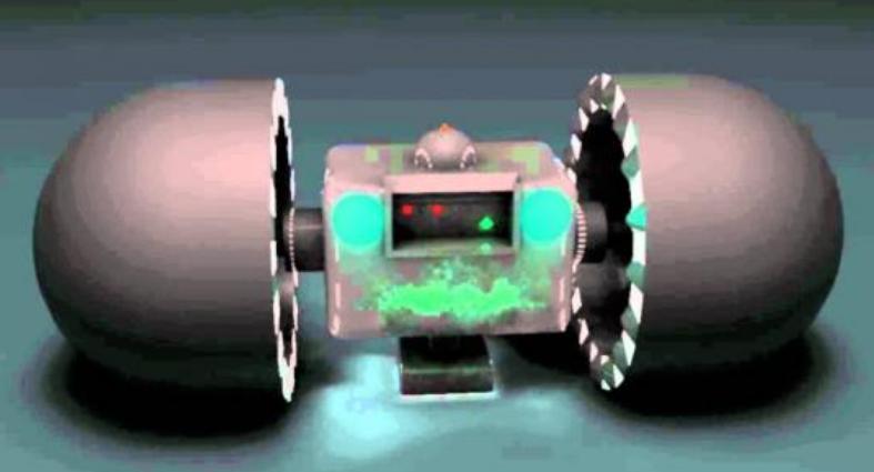 胶囊机器人:能帮助排出胃中异物,糖尿病患者的福音
