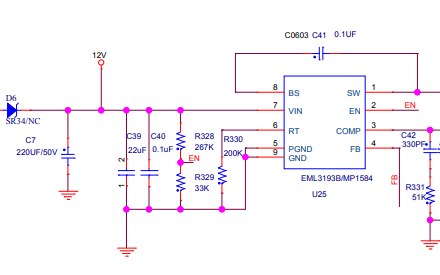 SMTF205与OBD通讯连接口详细电路图免费下载