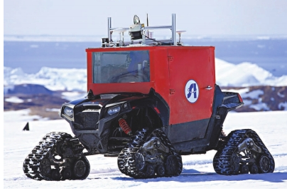 振華重工成功研發智能鋪路機器人 首批半固體鋰電池...